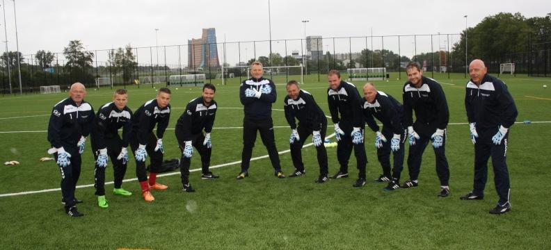Trainers Keepersschool Groningen