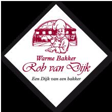 Warme bakker Rob van Dijk