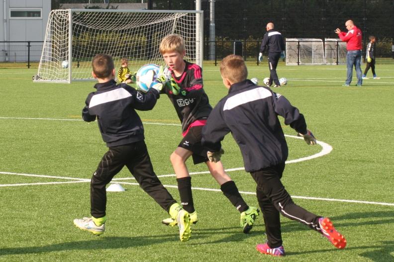 Keeperstrainer Keepersschool Groningen