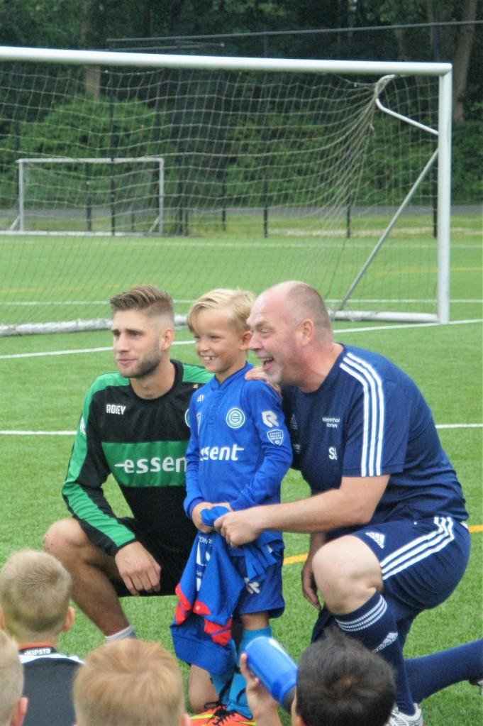 Evan van der Duin, FC Assen